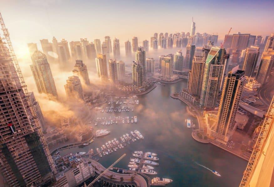 Luxusreisen Vereinigte Arabische Emirate